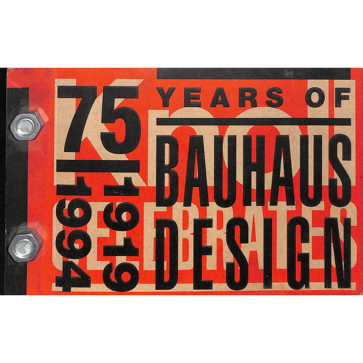 75 Years Of Bauhaus Design 1919-1994