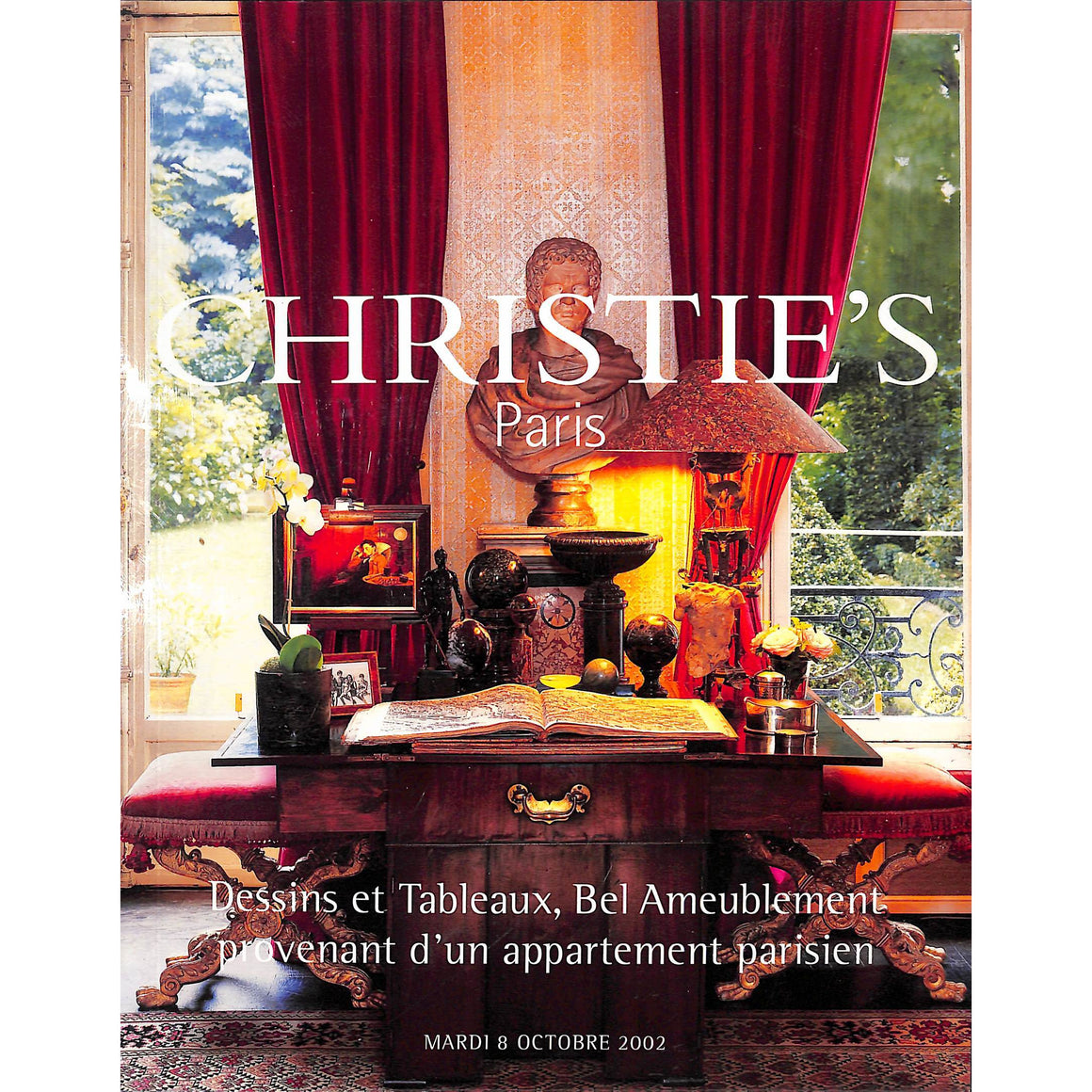 Christie's Paris October 8, 2002