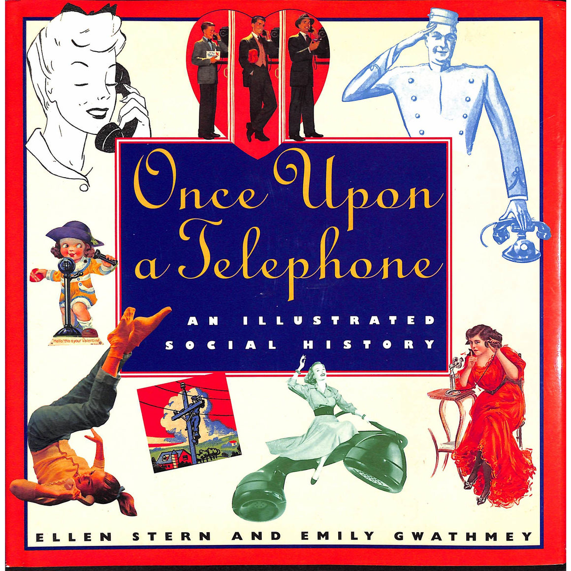 Once Upon A Telephone