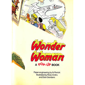 Wonder Woman: A Pop-Up Book