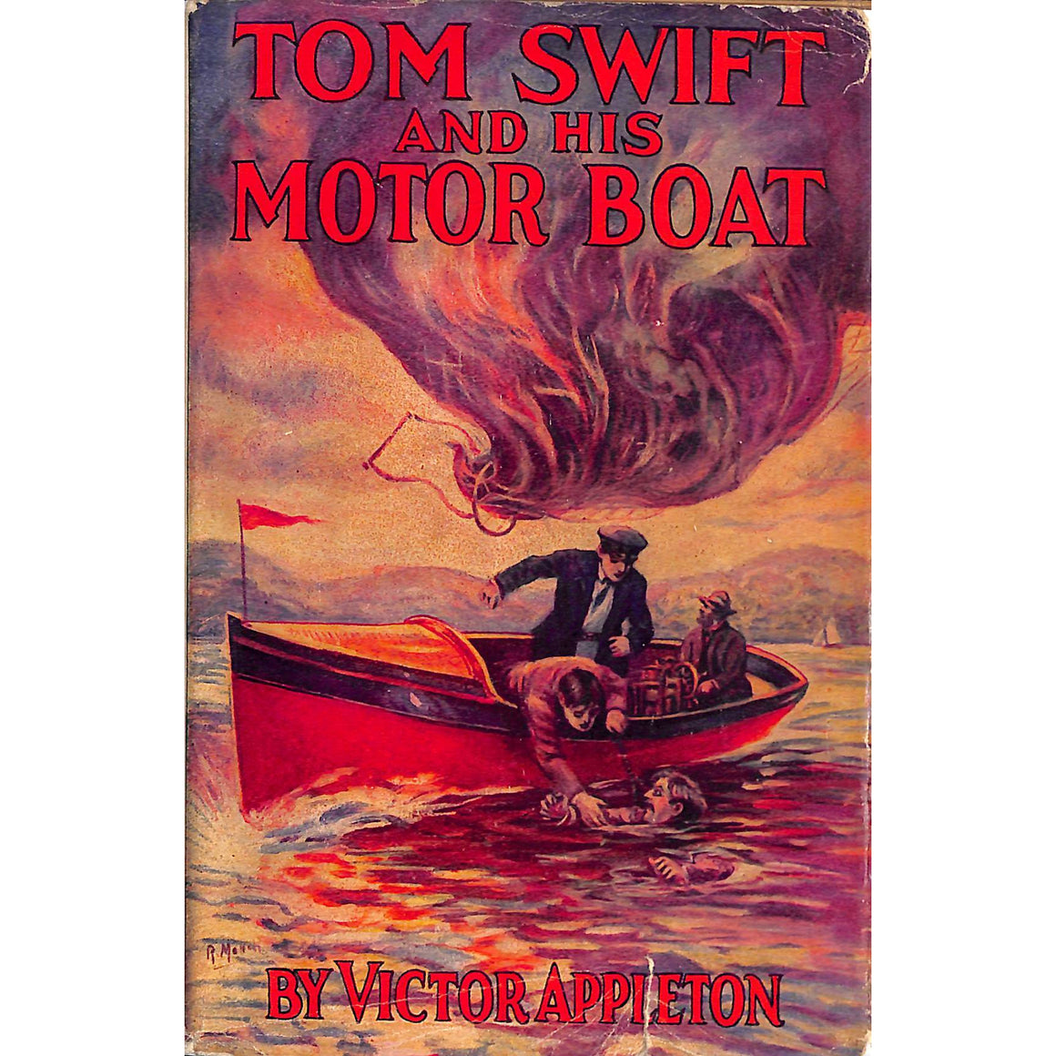 Tom Swift And The Motor-Boat