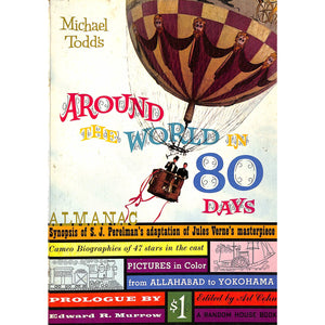 Michael Todd's Around The World In 80 Days Almanac