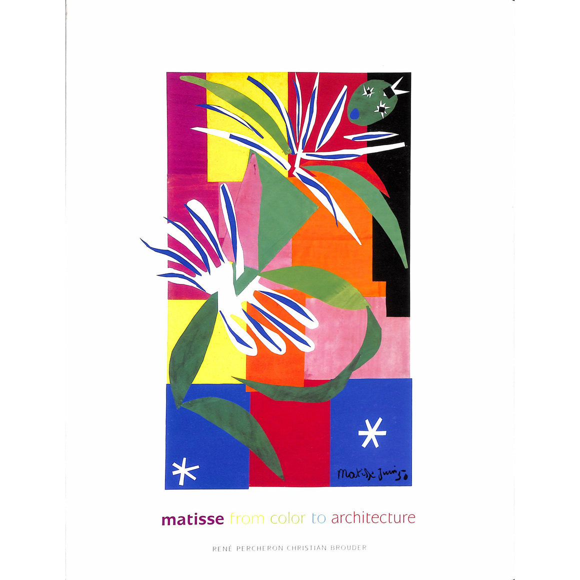 Matisse: From Color To Architecture