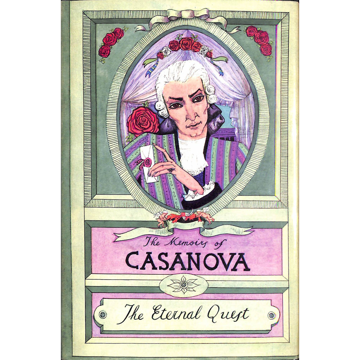 The Memoirs Of Casanova: The Eternal Quest