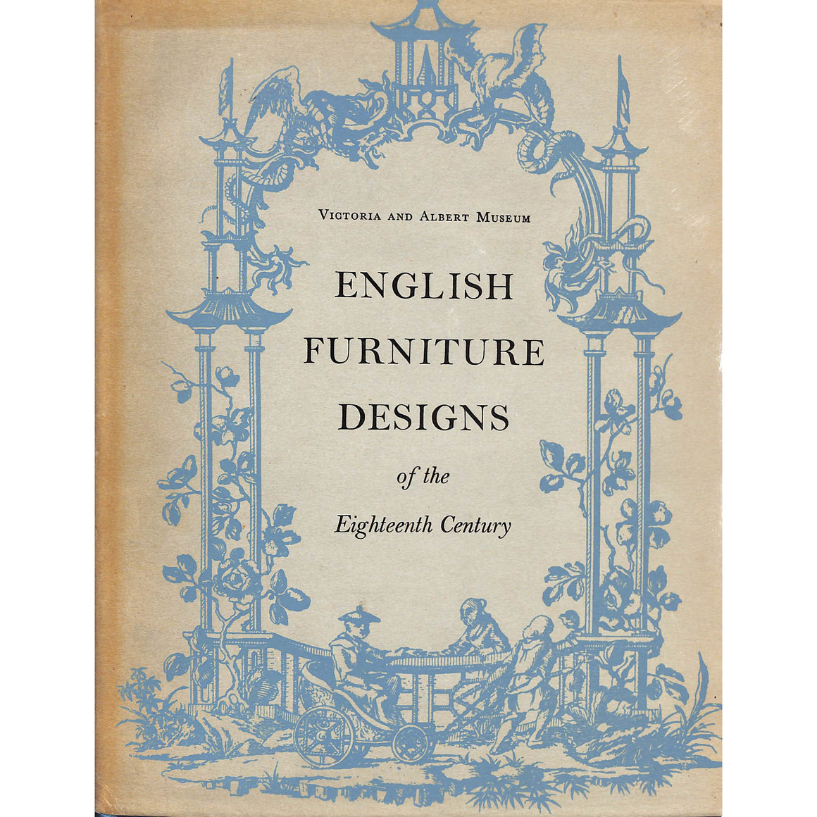 English Furniture Designs Of The Eighteenth Century