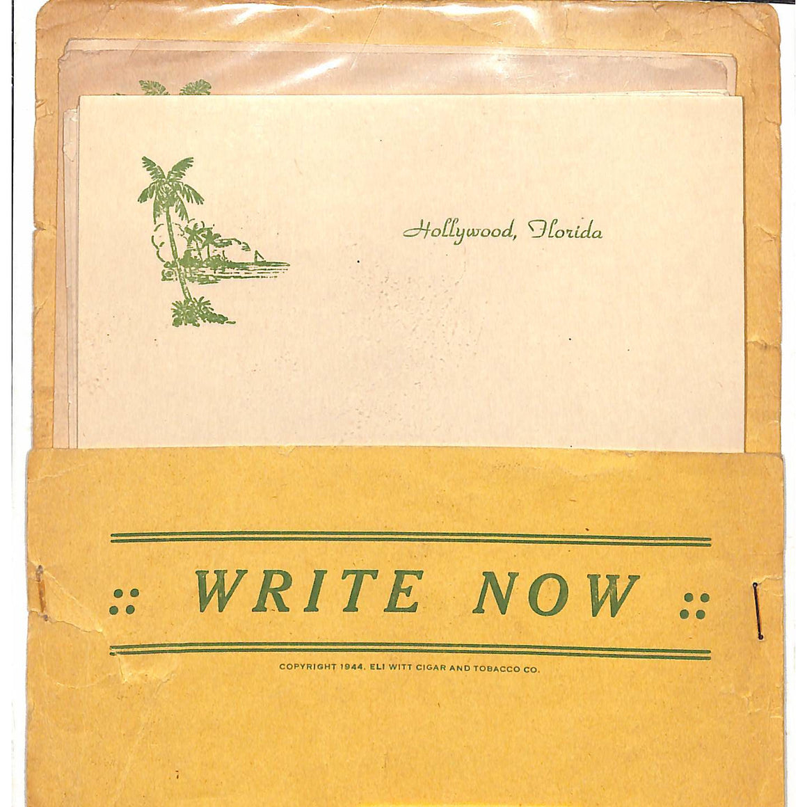 Write Now Hollywood, Florida Packet