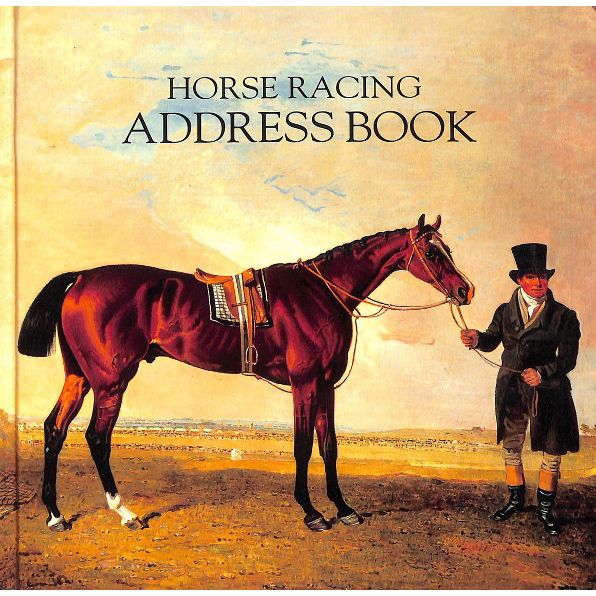 Horse Racing Address Book