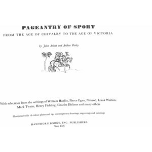 Pageantry Of Sport