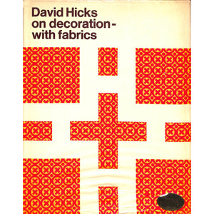 David Hicks on decorations-with fabrics