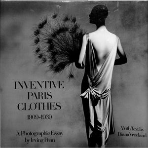 Inventive Paris Clothes 1909-1939