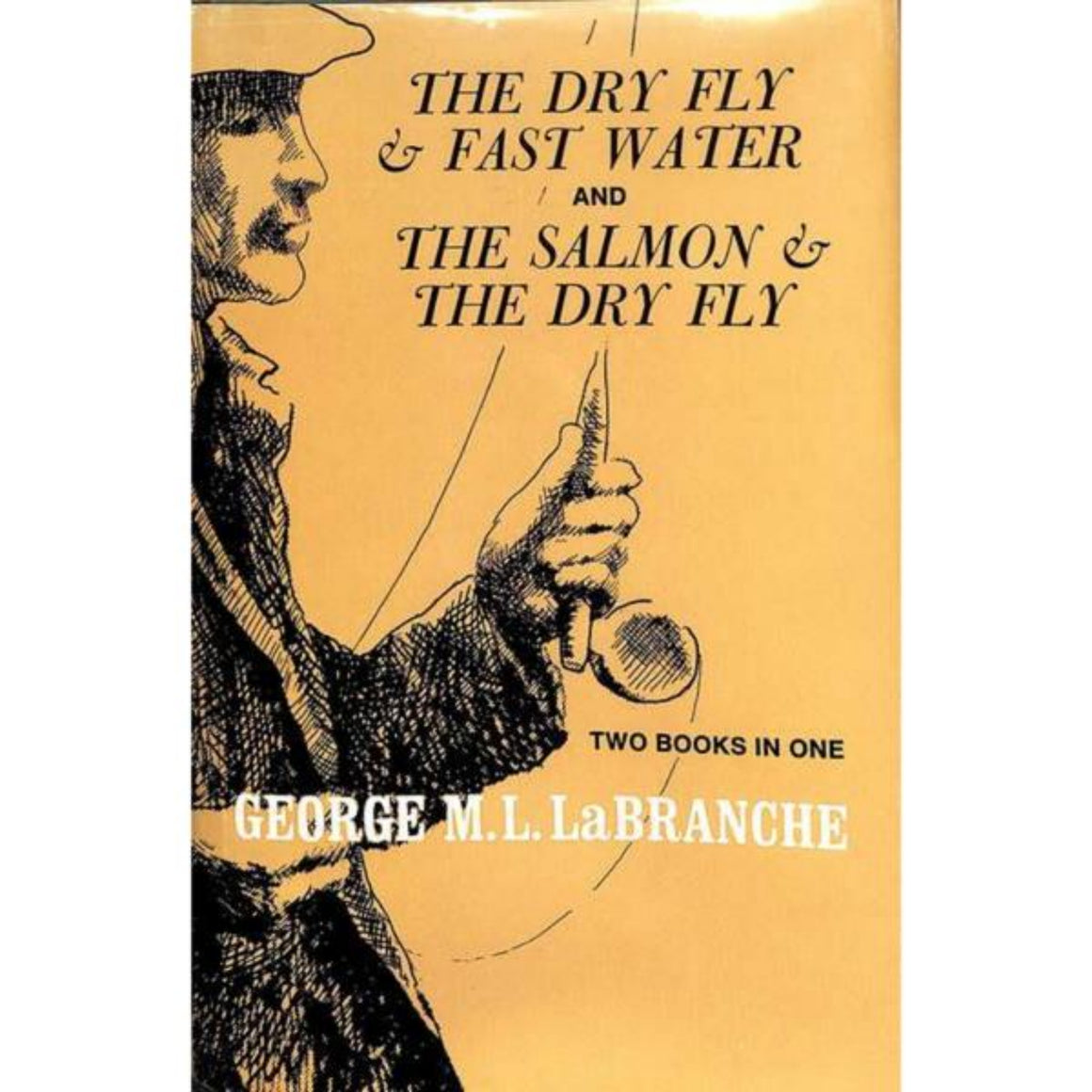 A&F Library 'The Dry Fly & Fast Water and The Salmon & The Dry Fly'