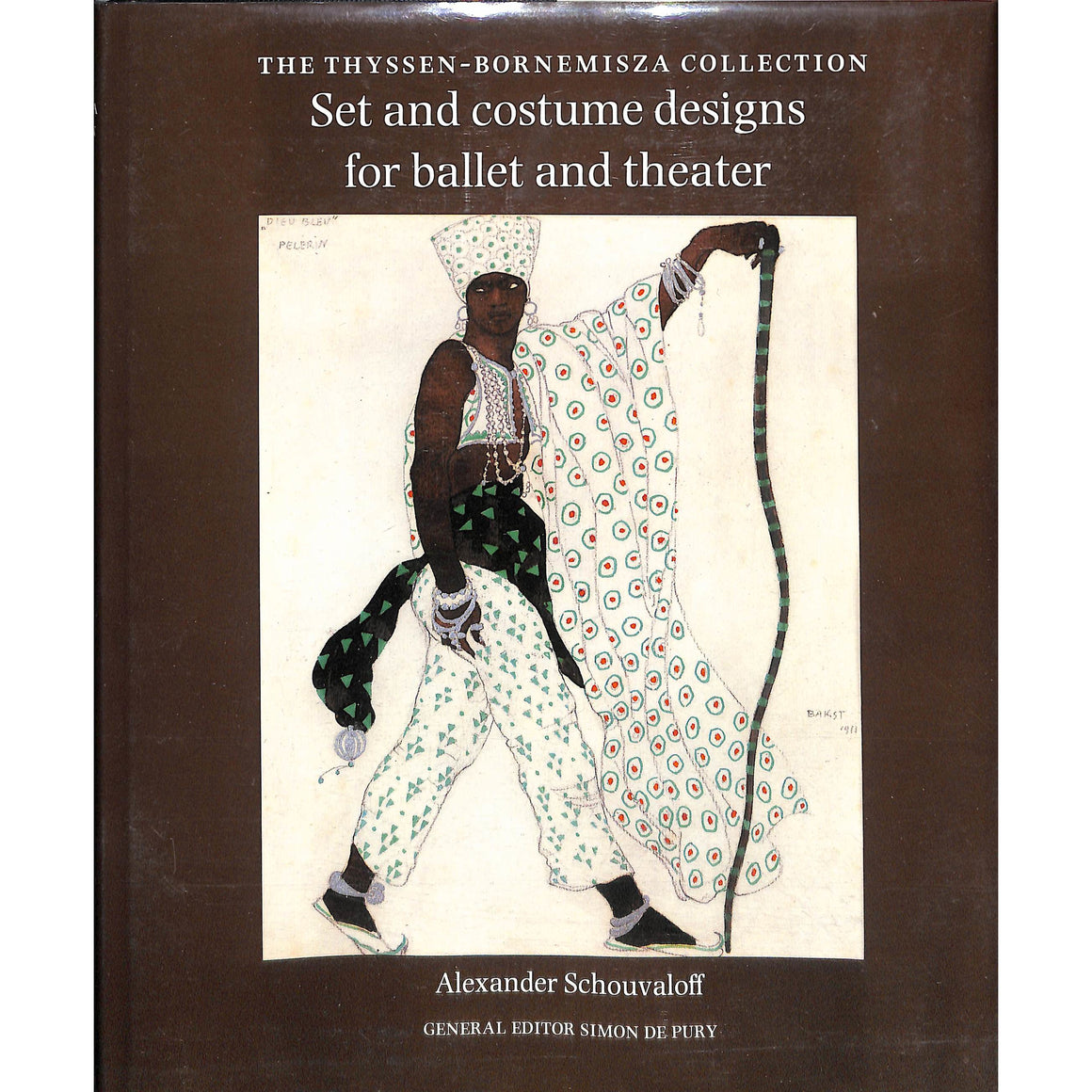 The Thyssen-Bornemisza Collection: Set and Costume Designs for Ballet and Theater