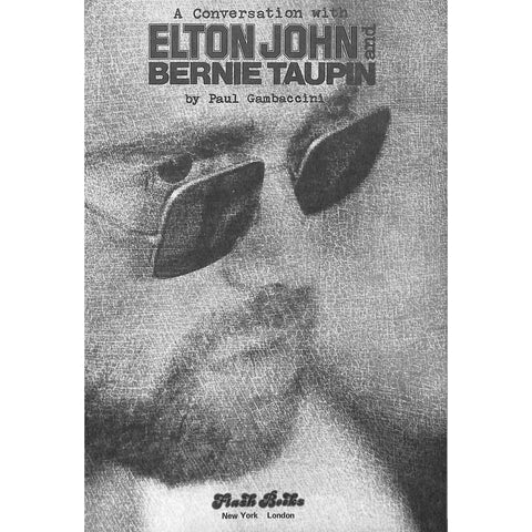 A Conversation with Elton John and Bernie Taupin