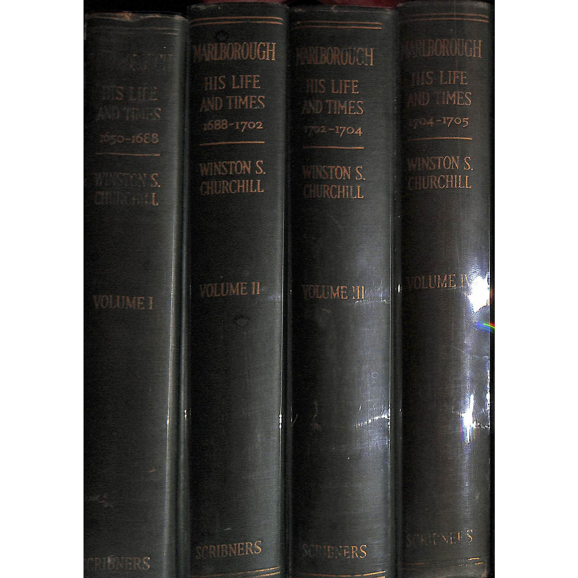 Marlborough: His Life and Times (4 Volume Set)