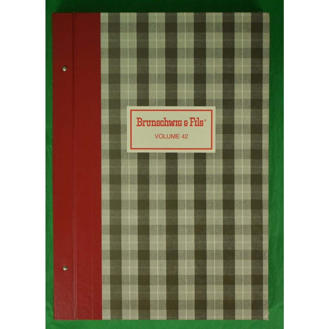 Brunschwig & Fils Vol. 42 110pp Swatch Book