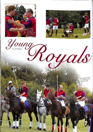 """The Royals at Polo"" 2004 (Sold!)"