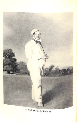 """Alfred Mynn and the Cricketers of His Time"""