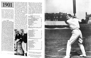 """Back Page Cricket: A Century of Newspaper Coverage"""
