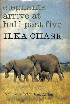 Elephants Arrive at Half-Past Five