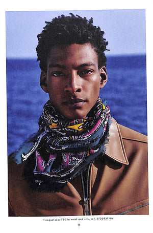 'Hermes Ties Autumn/ Winter 2016'