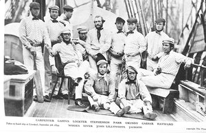 The English Cricketers' Trip to Canada and the United States in 1859