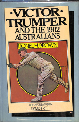 Victor Trumper and the 1902 Australians