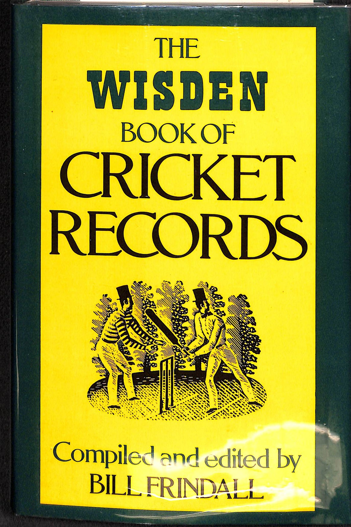 The Wisden Book of Cricket Records