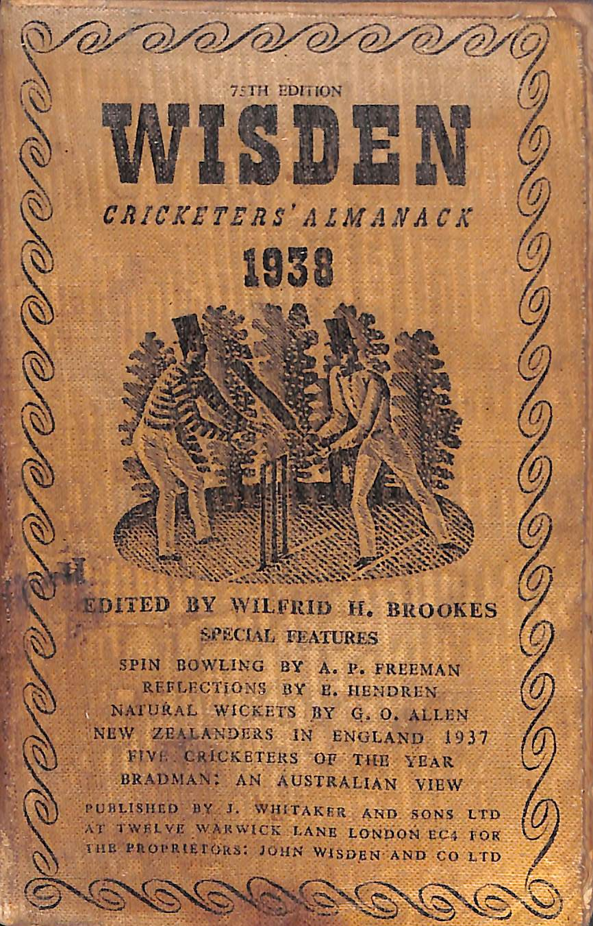 Wisden Cricketers' Almanack 75th Edition