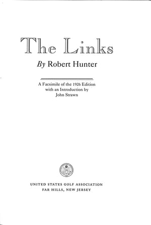 """The Links"""