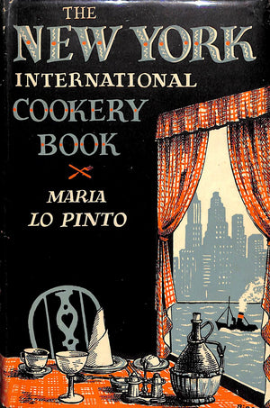 The New York International Cookery Book