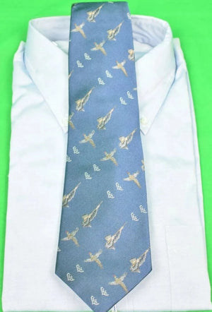 Chipp 2 Silk Twill Huntsman/ Pheasants Club Tie