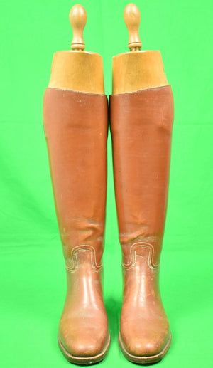 Peal & Co London Ladies' Riding/ Hunting Boots w/ Trees