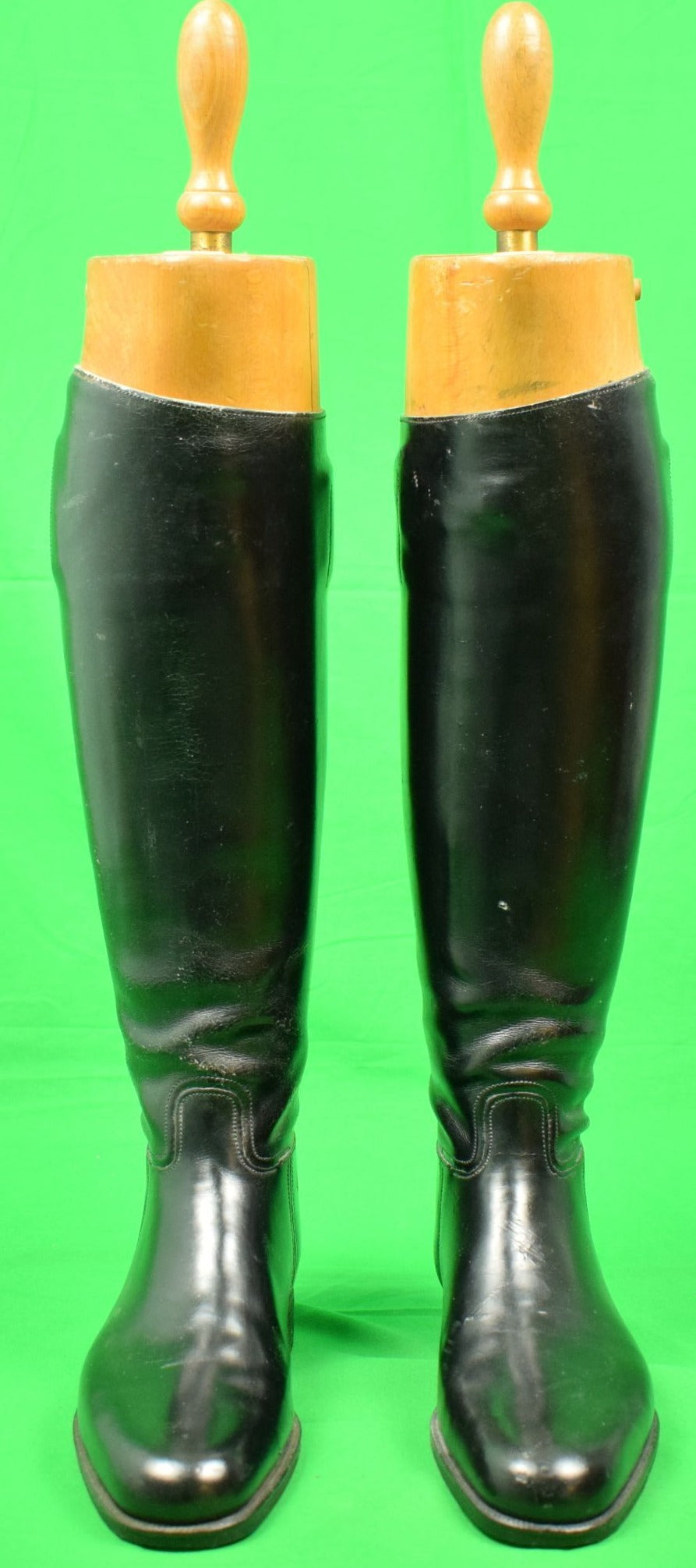 Tom Hill London Gent's Riding/ Hunting Boots w/ Trees