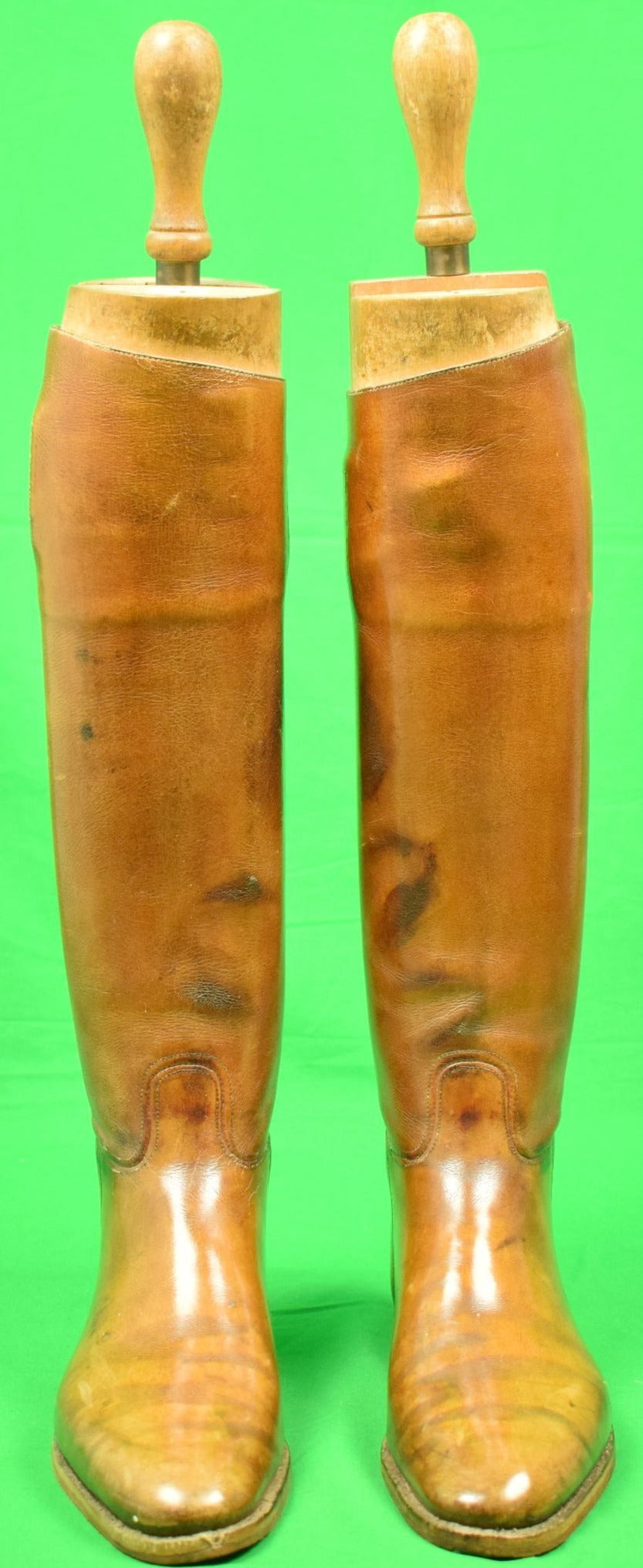 Tom Hill London Bespoke Riding Boots w/ Trees