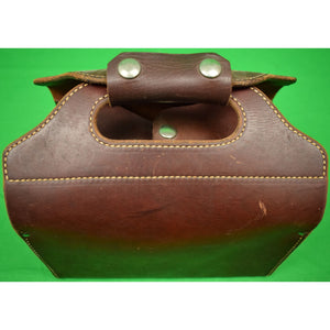 Abercrombie & Fitch Leather Shotshell Bag