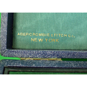 Abercrombie & Fitch Box Set of (200) Bakelite Poker Chips (Sold!)