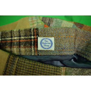 The Andover Shop Patch Tweed Women's Skirt