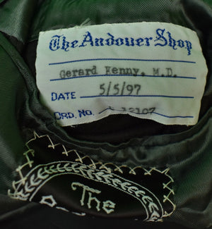 The Andover Shop Dartmouth Green H/B c1997 Blazer