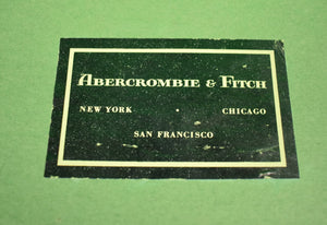Abercrombie & Fitch Gift Box w/ A&F Label