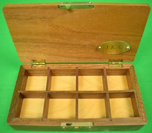 Orvis Wooden (8) Trout-Fly Box