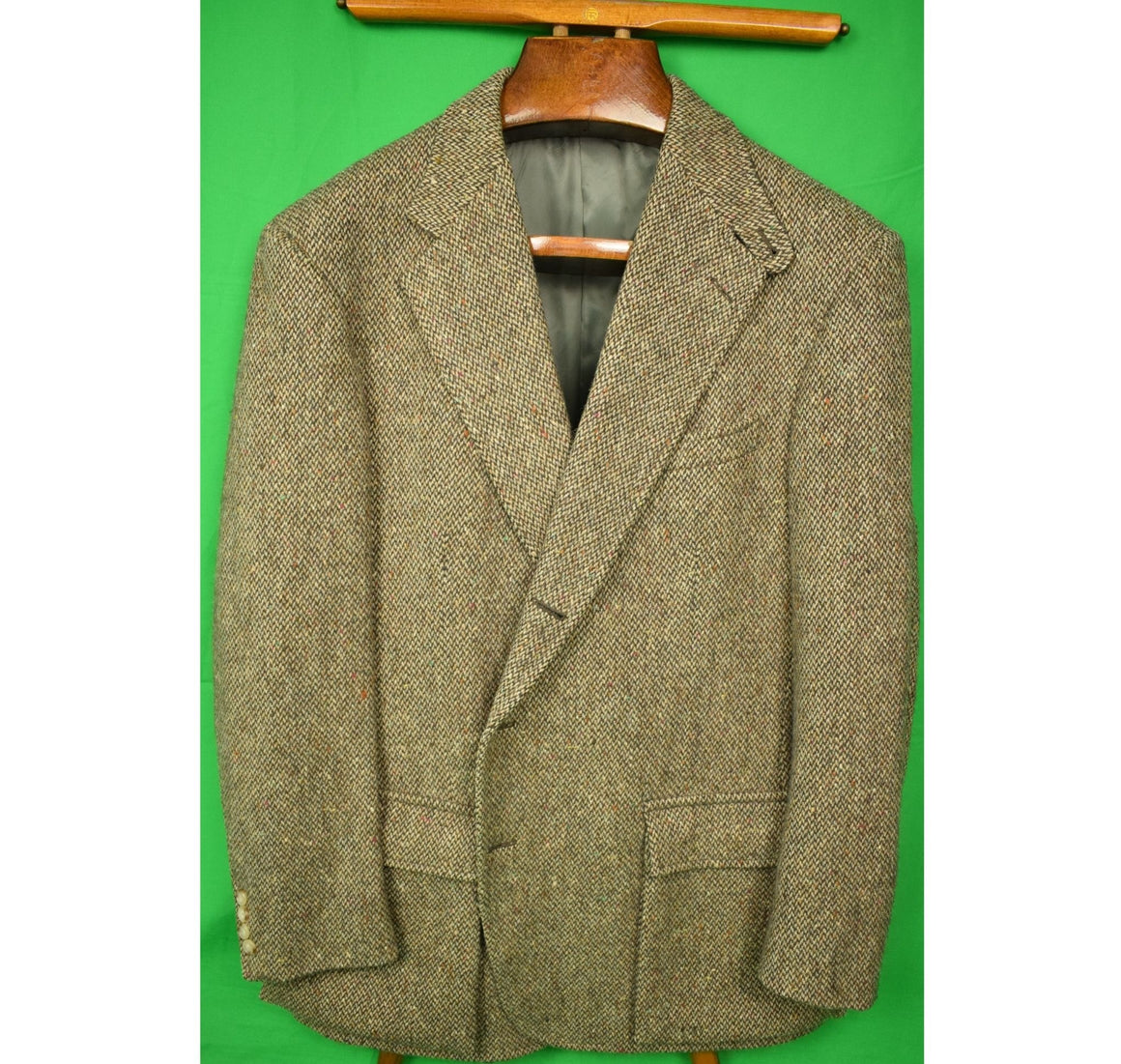 Polo Ralph Lauren Lambswool Donegal Tweed Sz 46L