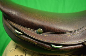 "Abercrombie & Fitch English Leather c1939 ""Whippy"" Saddle"