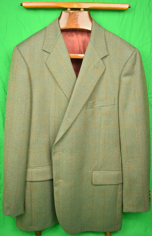 The Andover Shop Windowpane Tweed c2011 Sport Jacket Sz 46R (SOLD)