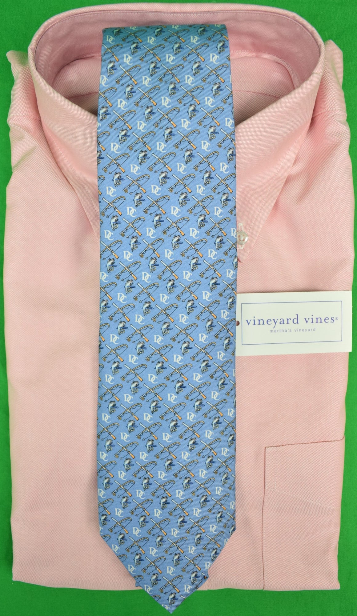 Vineyard Vines for DC Rod & Gun Society (New w/ Tag!)