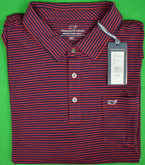 Vineyard Vines Edgartown Polo Sz: XXL (New w/ Tag!)