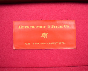 Abercrombie & Fitch Universal Shotgun Case Made in Belgium