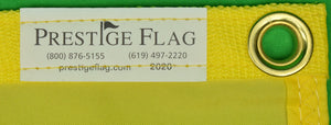 Myopia Hunt Club Nylon Golf Flag (New!)