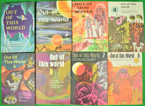 Out of This World: An Anthology of Science Fiction Volumes 1-8 by Amabel Williams-Ellis & Mably Owen