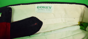 "'Gokey Four Patch-Panel Cord GT Trousers' Sz: 36""W"