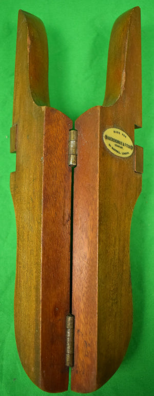 Made for Abercrombie & Fitch Co. by Maxwell, London c1930s Folding Boot Jack